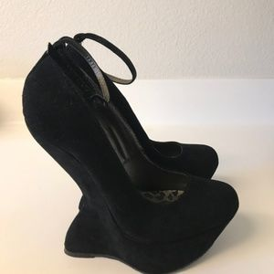 Unique Shoes with cool heels